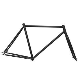 Telaio in acciaio bici Fixed Single Speed saldature Tig