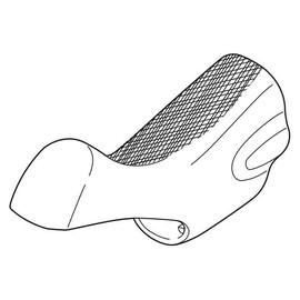 Copricomandi originali Shimano ST-R9100 nero