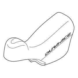 Copricomandi originali Shimano ST7900 nero