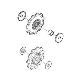 Kit Pulegge cambio Shimano RD-M773