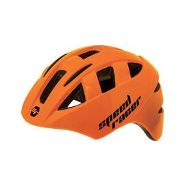 Casco BRN Bimbo Speed Racer arancio