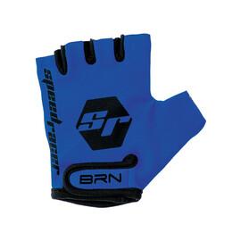 Guanti bambino Speed Racer blu