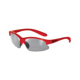 Occhiali da sole da bambino BRN Speed Racer rosso